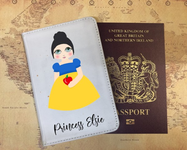 Princess Passport Cover