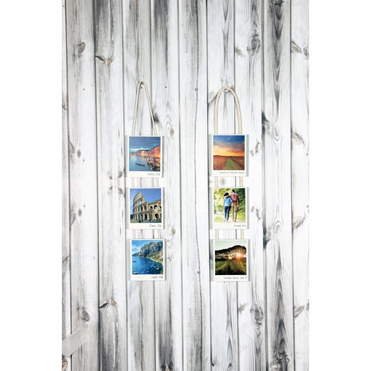 Polaroid Panels