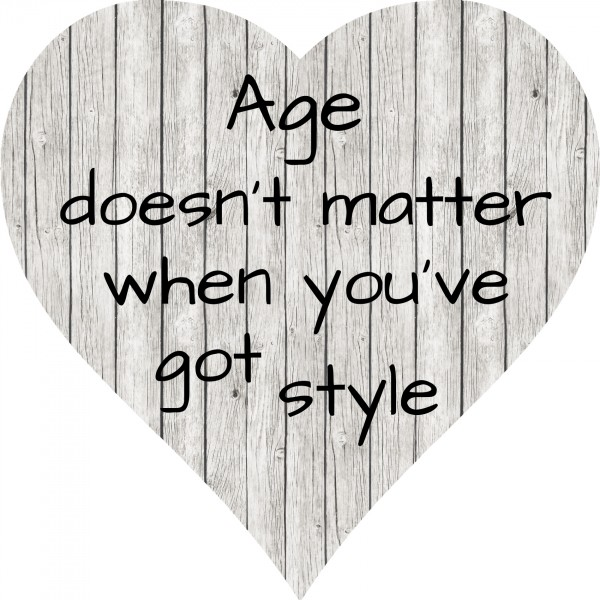Age doesn't matter