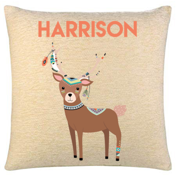 Deer1 Cushion
