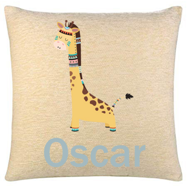 Giraffe2 Cushion
