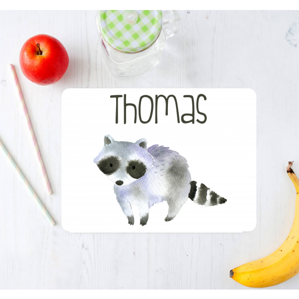 Racoon1 Placemat