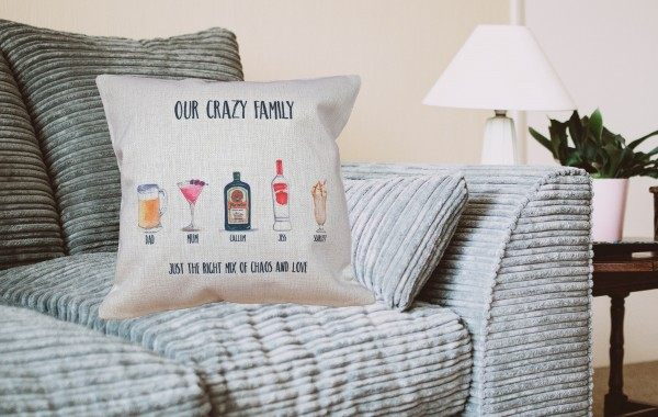 Drinks Cushion