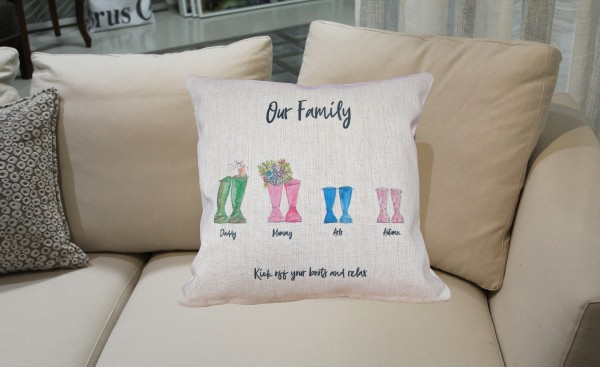 Welly Cushion