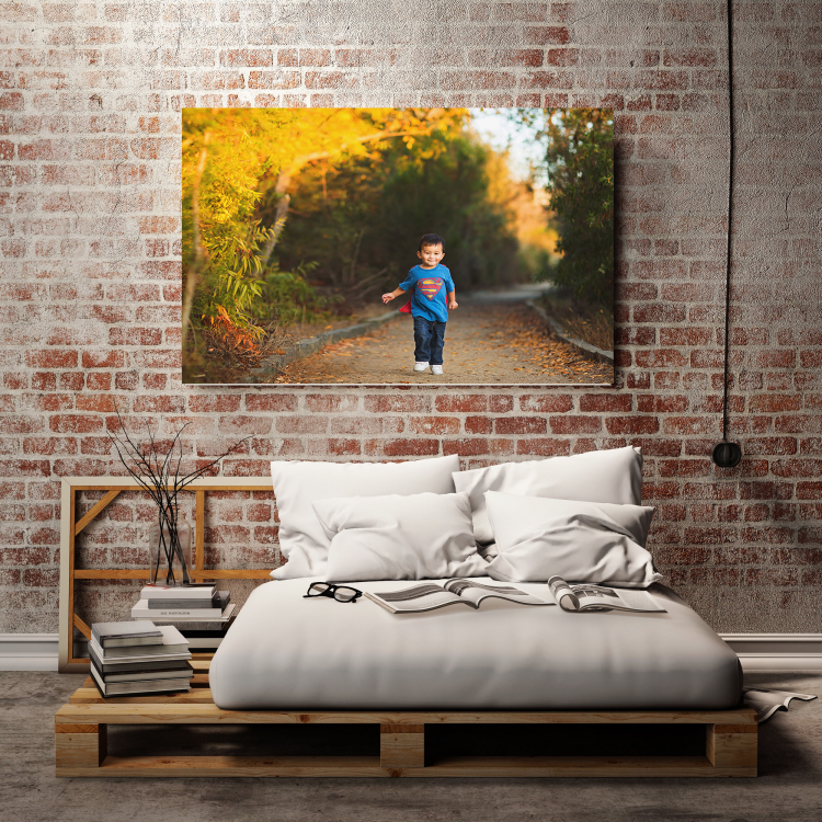 Your Image On Canvas
