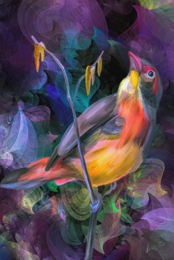 Abstract Bird