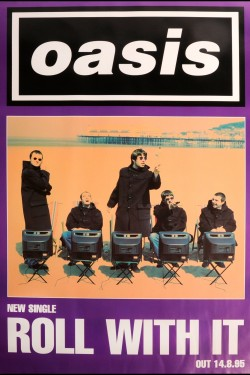 Oasis Roll with it