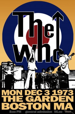 The Who 73